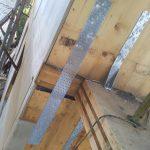 Pareti in cementolegno su struttura X-Lam
