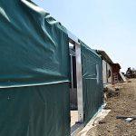 Case mobili in metallo e cementolegno