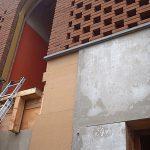 Cappotto Termico in Fibra di Legno e cementolegno BetonWood su X-Lam