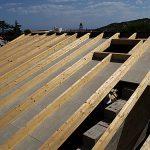 Tetto in Fibra di legno Fibertherm e Betonwood N ad elevato sfasamento termico
