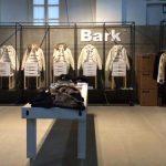 Allestimento Fieristico in Cementolegno Bark