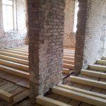 Massetto radiante per riscaldamento a pavimento BetonRadiant Cork