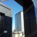Massetto a secco in Cemento Legno - Hotel La Gare Milano