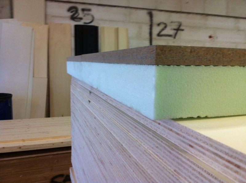 Pannelli accoppiati in cementolegno e polistirene estruso BetonStyr XPS