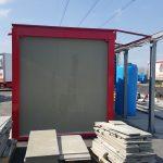 Pareti container in cementolegno BetonWood