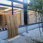 Massetto a secco da esterno per costruzioni smontabili