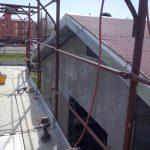 Cappotto in Betonwood N e BetonStyr EPS su struttura metallica