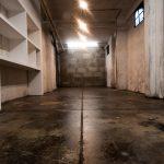 Allestimento in cementolegno BetonWood su struttura metallica Studio Pirri